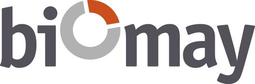 Biomay Company Logo / Weiterer Text über ots und www.presseportal.de/nr/155562 / Die Verwendung dieses Bildes ist für redaktionelle Zwecke unter Beachtung ggf. genannter Nutzungsbedingungen honorarfrei. Veröffentlichung bitte mit Bildrechte-Hinweis.