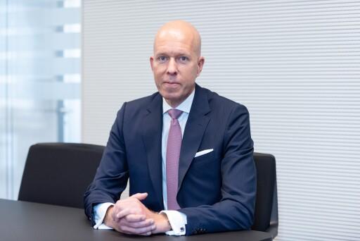 Marc Knothe, CEO von Intrum Österreich und Deutschland