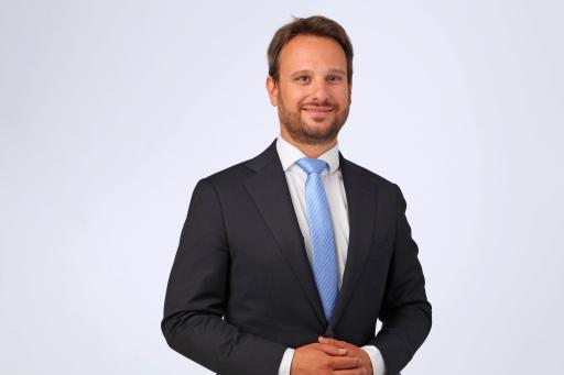Pressesprecher Roman Vonderhaid
