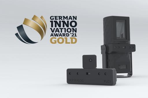 DERMALOG Biometric Cameras win the German Innovation Award. Image credit: DERMALOG / Weiterer Text über ots und www.presseportal.de/nr/8896 / Die Verwendung dieses Bildes ist für redaktionelle Zwecke unter Beachtung ggf. genannter Nutzungsbedingungen honorarfrei. Veröffentlichung bitte mit Bildrechte-Hinweis.