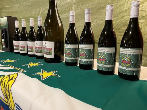 25 Jahre Europacupfinale Jubiläumsedition Rapid Wein
