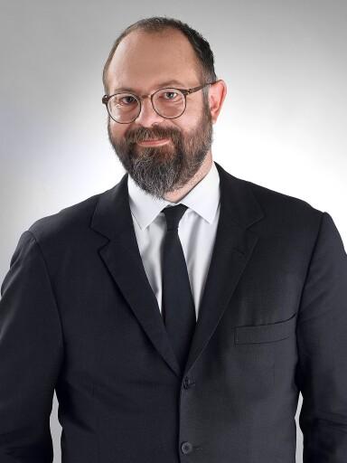Kapsch TrafficCom CFO Andreas Hämmerle