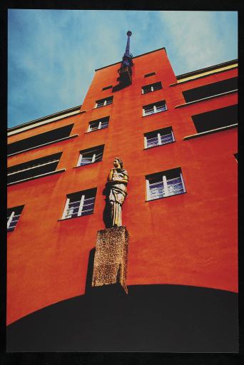 Alfredo Jaar, Untitled (1988–2004), Fotoserie zum Roten Wien