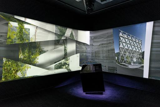 TIME-SPACE-EXISTENCE 2021: ATP architekten ingenieure nimmt an ECC-Ausstellung anlässlich der Biennale in Venedig teil.