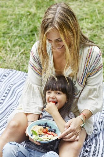 #MindfulMorning Event mit Kinderyogalehrerin Liliane Meier zum Weltyogatag