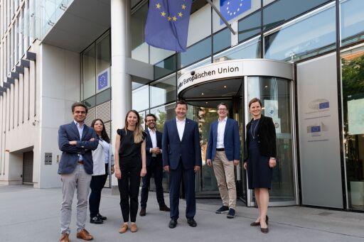 Mitarbeiter von Europäische Kommission, Wiener Zeitung Mediengruppe und West4Media
