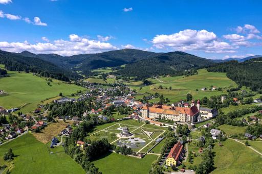 Stiftsgarten St. Lambrecht im Naturpark Zirbitzkogel Grebenzen