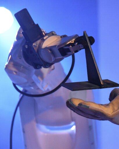 Von schweißenden, druckenden und bohrenden Robotern bis zu 3D-Scanner-Rucksäcken: Die Best Practice Academy holt innovative Technologien für Planung, Bauen und Betreiben nach Wien
