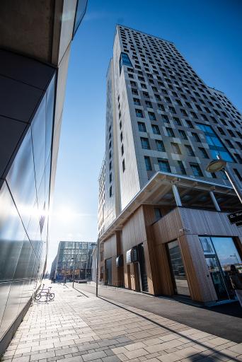 Der Innovationskongress Digital Findet Stadt 2021 findet am 9. September 2021 in aspern Seestadt, Europas größtem Stadtentwicklungsgebiet, statt.