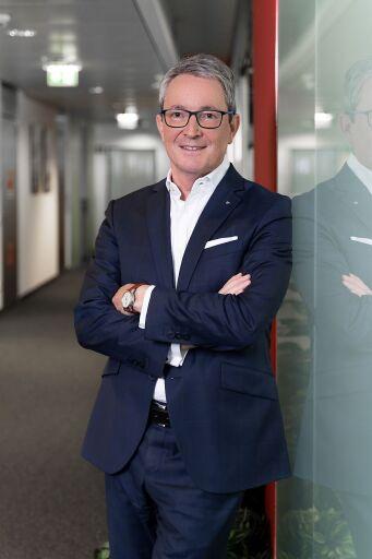 Christoph Obererlacher, CEO Swiss Life Select Österreich