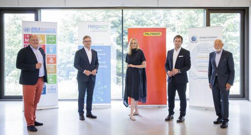 """respACT CEO Business Lunch in der Sternwarte in Salzburg """"Klimaverträgliches Wirtschaften in Österreich"""" Foto: Neumayr/Leo 10.06.2021"""