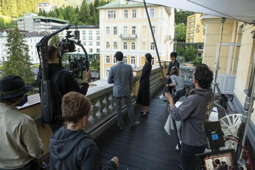 """Drehstart """"Das Netz"""" im Hotel Europe in Bad Gastein"""