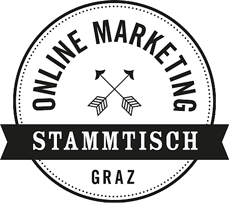 Logo des Online Marketing Stammtisch Graz