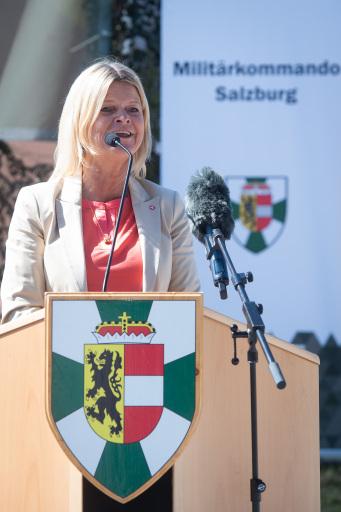 FBM Tanner Spatenstich Regionalküche in Salzburg am 14 06 2021