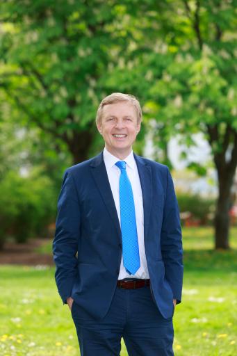 DI Georg Daurer, Vorstand der BONUS Pensionskassen Aktiengesellschaft