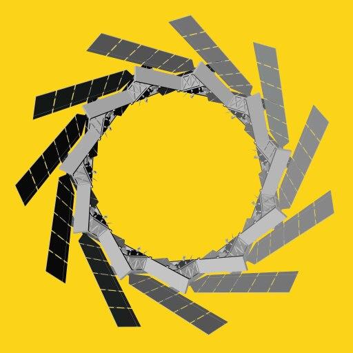 """DIGITAL & CIRCULAR: Wege in die Kreislaufgesellschaft EOOS NEXT/Process – Studio for Art and Design, """"Über Beton und Bäume"""", 2021"""