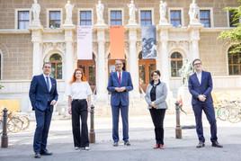 Prachtbau erstrahlt im originalen Glanz: Die Akademie der bildenden Künste Wien kehrt in ihr Haupthaus auf dem Schillerplatz zurück