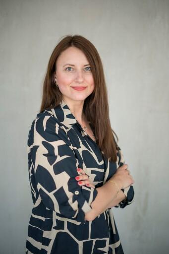 Portrait von Amra Duric
