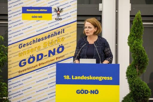 GÖD-NÖ: LR Mag. Teschl-Hofmeister