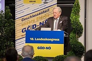 Bundesrat a.D. Reg.Rat Alfred Schöls