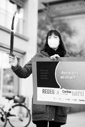 Frauen stärken und gemeinsam eine gewaltfreie und geschlechtergerechte Gesellschaft aufbauen – das ist das Ziel des steirischen Projekts DIVAN.