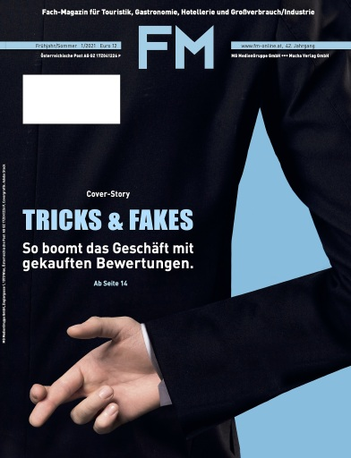 Cover der FM Ausgabe 1-21