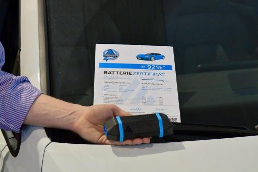 AVILOO Batteriediagnose für E-Autos auch über Birner KFZ- und Industriebedarf erhältlich