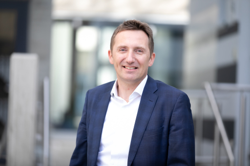 Thomas Lüftner, CTO und Leiter der 6G-Forschung bei SAL