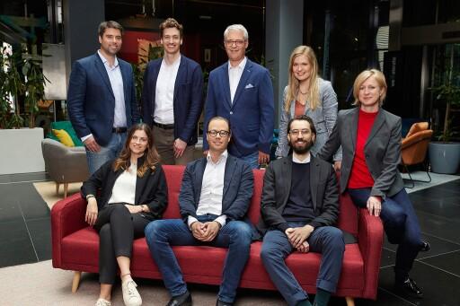 Das Team von UNIQA Ventures