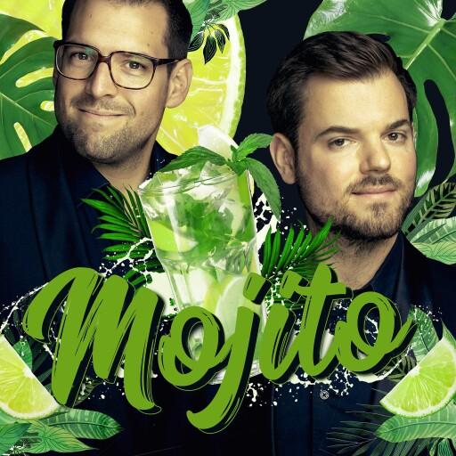 Plattencover MOJITO! von Florian Roehlich (Flo) und David Krammer (Wisch)