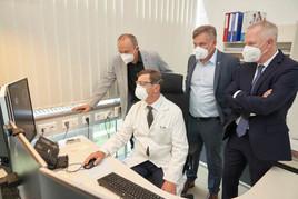 Digitalisierung in der Radiologie: NÖ LGA setzt erfolgreiches und zukunftsweisendes Projekt fort