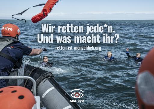 Kampagnen-Motiv / Weiterer Text über ots und www.presseportal.de/nr/130626 / Die Verwendung dieses Bildes ist für redaktionelle Zwecke unter Beachtung ggf. genannter Nutzungsbedingungen honorarfrei. Veröffentlichung bitte mit Bildrechte-Hinweis.