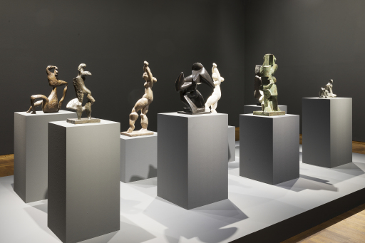 Leopold Museum Wien.Josef Pillhofer