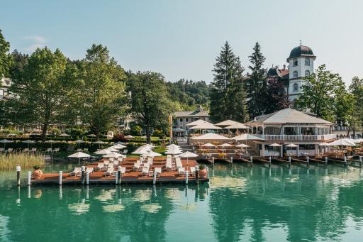 Hotel Schloss Seefels am Wörthersee
