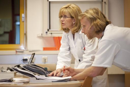 """Univ.-Prof. Dr. Ruth Ladenstein, MBA, cPM: """"Wir haben eine neue Standardbehandlung bei Kindern mit Hochrisiko-Neuroblastom etabliert."""""""