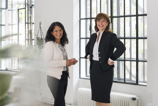 Sonja Sheikh, ACR-Geschäftsführerin, und Iris Filzwieser, ACR-Präsidentin, ziehen positive Bilanz für das Jahr 2020. Foto: Uwe Strasser