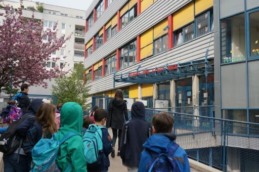 Die Schule GTVS 3 Landstraßer Hauptstraße 146