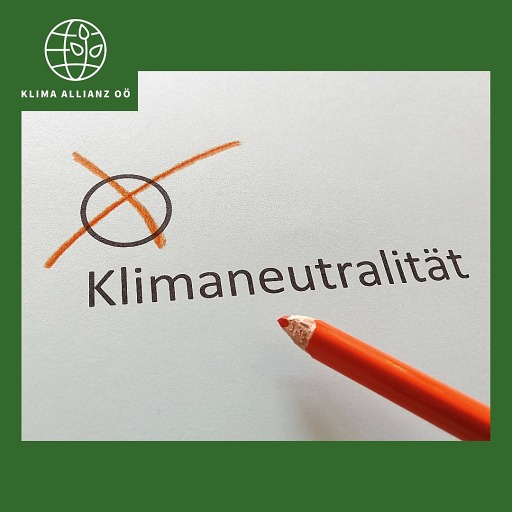 Logo der Klimaneutralitäts-Kampagne
