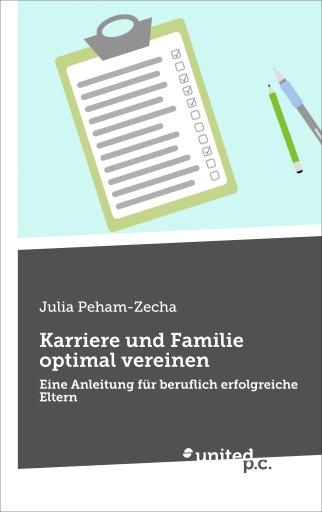 """Cover des Buches """"Karriere und Familie optimal vereinen"""""""