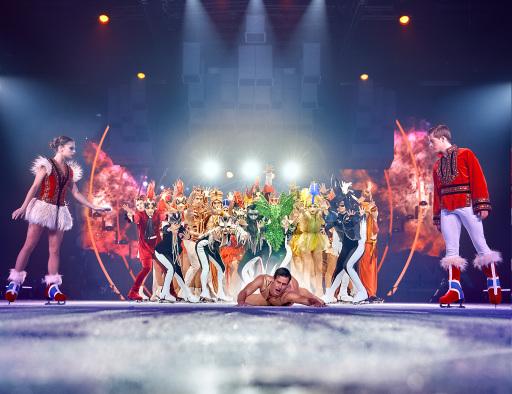 Showerlebnis der Superlative: Holiday on Ice kommt mit Star-Regisseur und neuer Produktion zurück nach Wien
