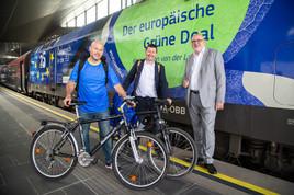 Europäische Kommission und Österreichische Gesellschaft für Europapolitik touren in Sachen Europa durch Tirol