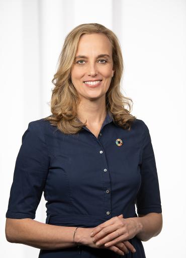 Mag.a Daniela Knieling, respACT-Geschäftsführerin