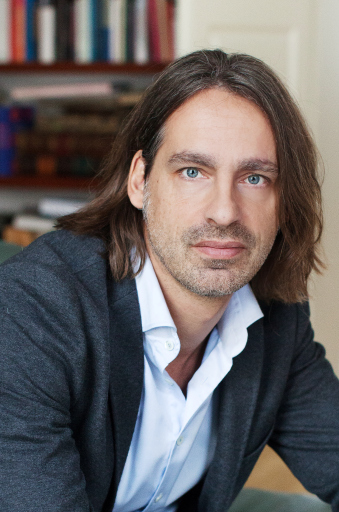 Prof. Dr. Richard David Precht, Autor & Philosoph