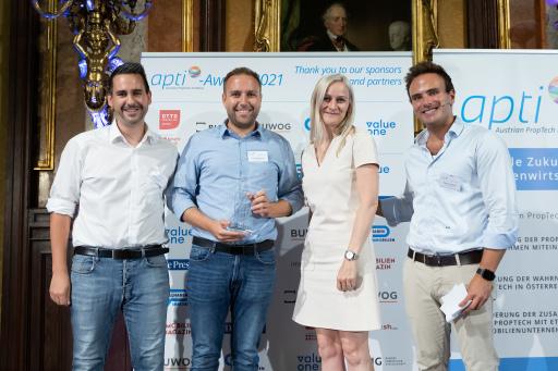 Siegerfoto Apti Award 2021
