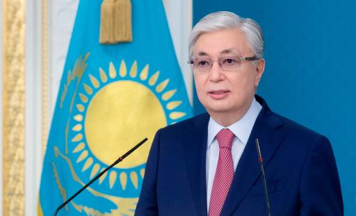 Präsident von Kasachstan: Kassym-Schomart Tokajew