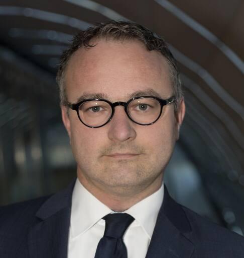 Daniel Vollath, Leiter des Geschäftsbereichs Strategy bei Accenture Österreich