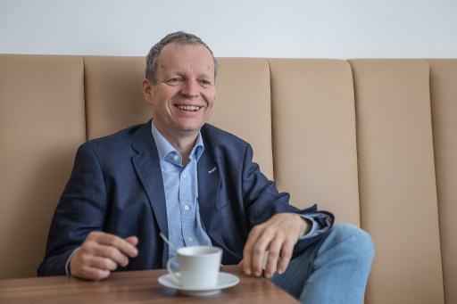 Geschäftsführer Günter Eichhübl