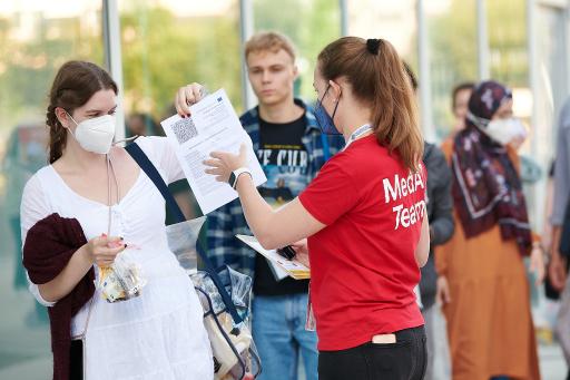 Am 21. Juli 2021 fand das Aufnahmeverfahren für das Medizinstudium in Österreich statt.