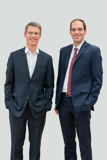 Martin Niederhuber & Peter Sander