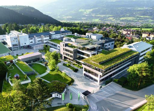 Unternehmensstandort Absam (Tirol)